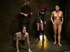 Bdsm, Hardcore , Krysta Kaos, Lésbicas , Amante, Soma, Soma Snakeoil, Submisso ,