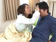 Große Titten, Zusammenstellung, Paar, Hardcore, Japaner, Sexy,