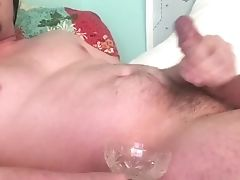 Amateur, Cum, Cumshot, Dick, Fetish, Milk, Moaning, Slut, Solo, Uncut,