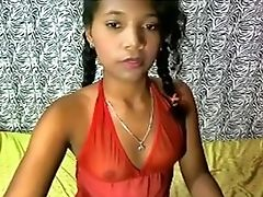 Black, Boobless, Homemade, Skinny, Teen, Webcam,
