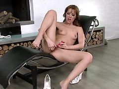 Babe, Brunette, Legs, Masturbation, Sex Toys, Solo, Spreading, Vagina, Wet,
