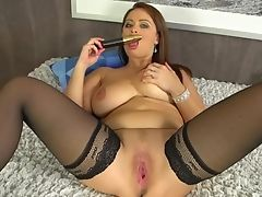 Amateur, Babe, Bedroom, Black, Brunette, Chubby, HD, Masturbation, MILF, Moaning,
