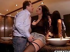 Aletta Ocean, Anal Sex, Big Tits, Gangbang, HD, Hungarian, Pornstar,